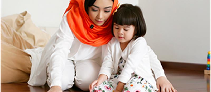 Cara Mendidik Anak di Bulan Ramadhan